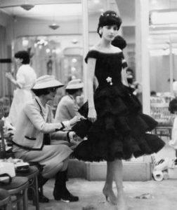 Coco Chanel visita Natalia Guart
